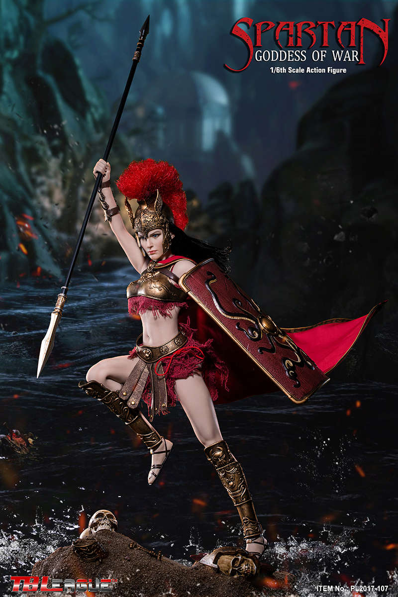 TBLeague - Spartan Goddess of War  511