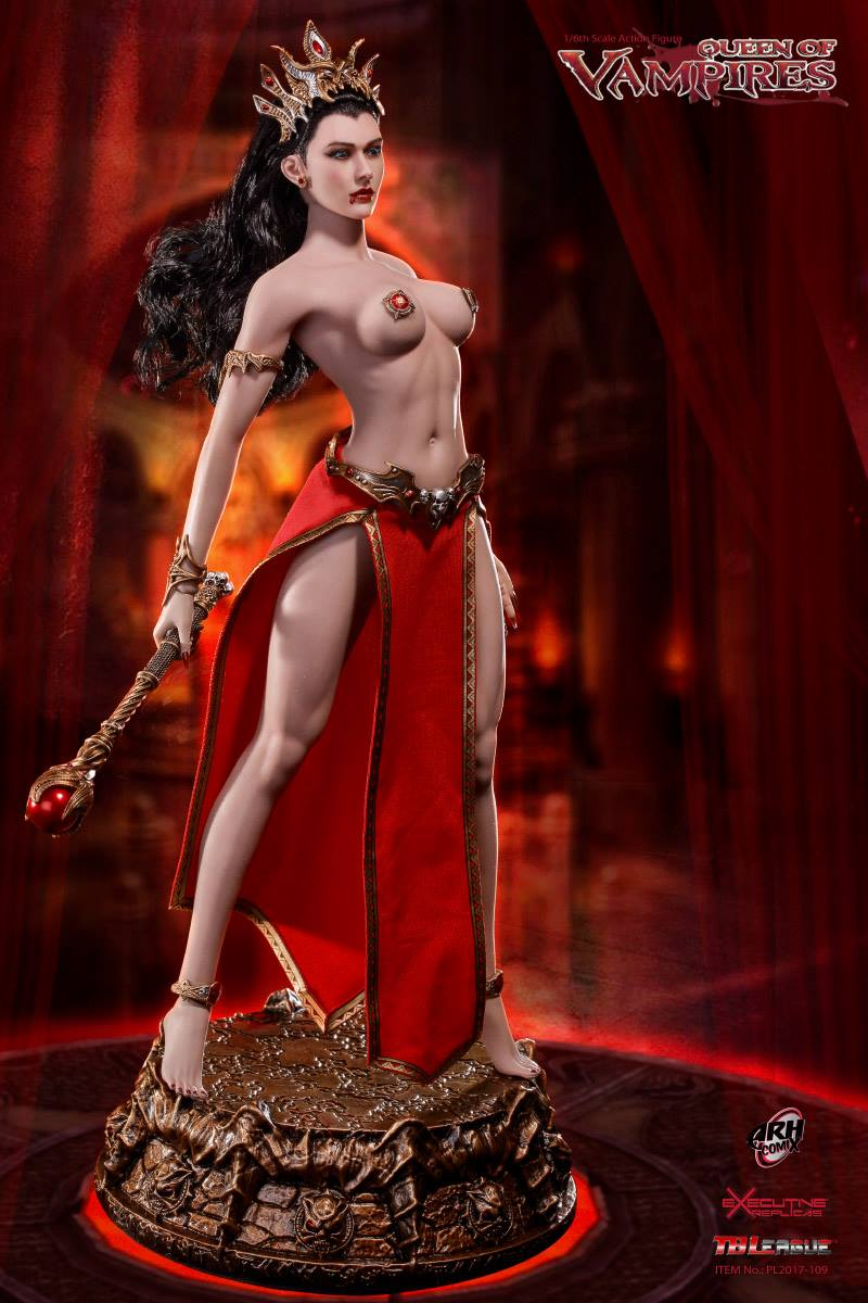 TBLeague (Phicen) - Arkhalla Queen of Vampires 513