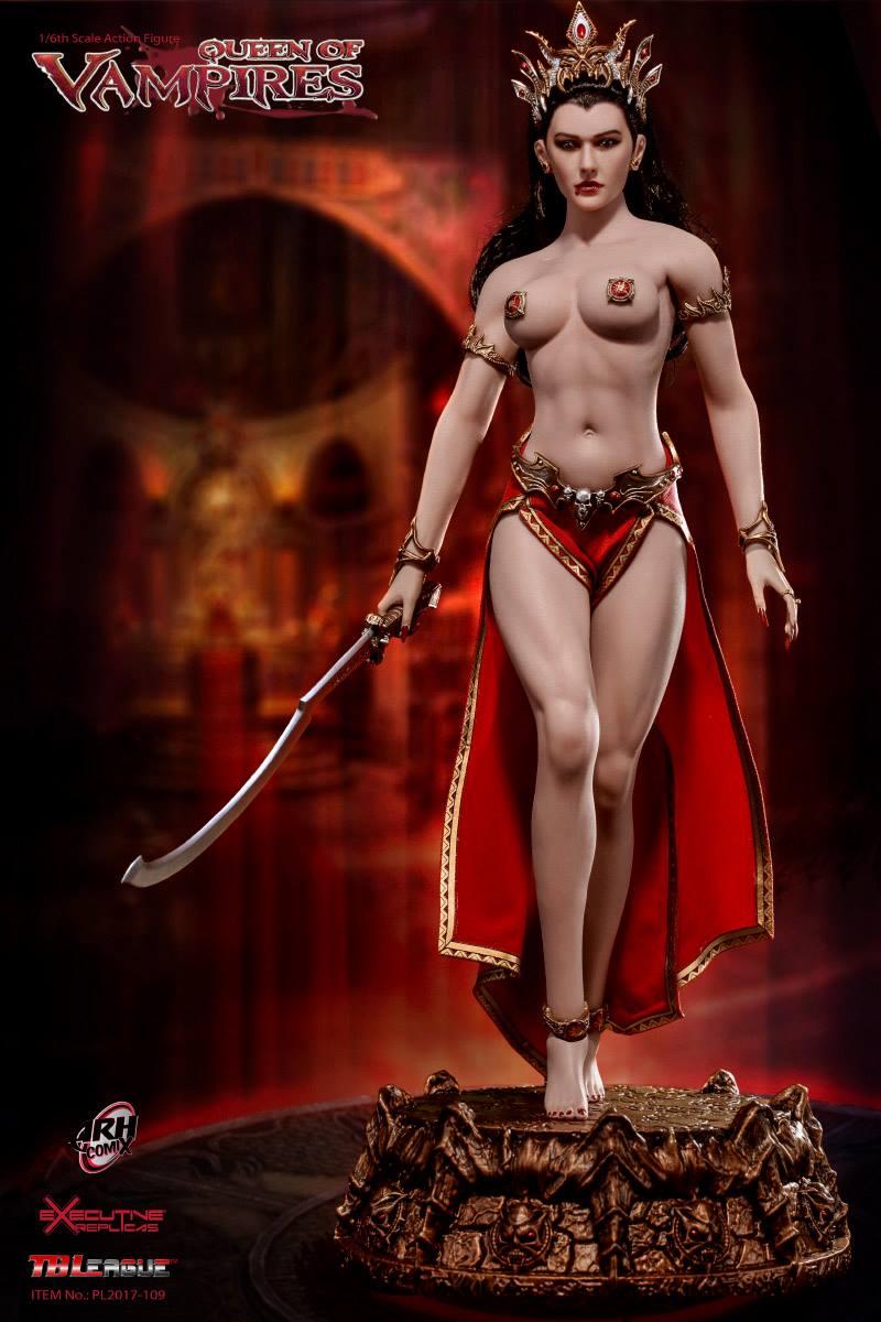 TBLeague (Phicen) - Arkhalla Queen of Vampires 613