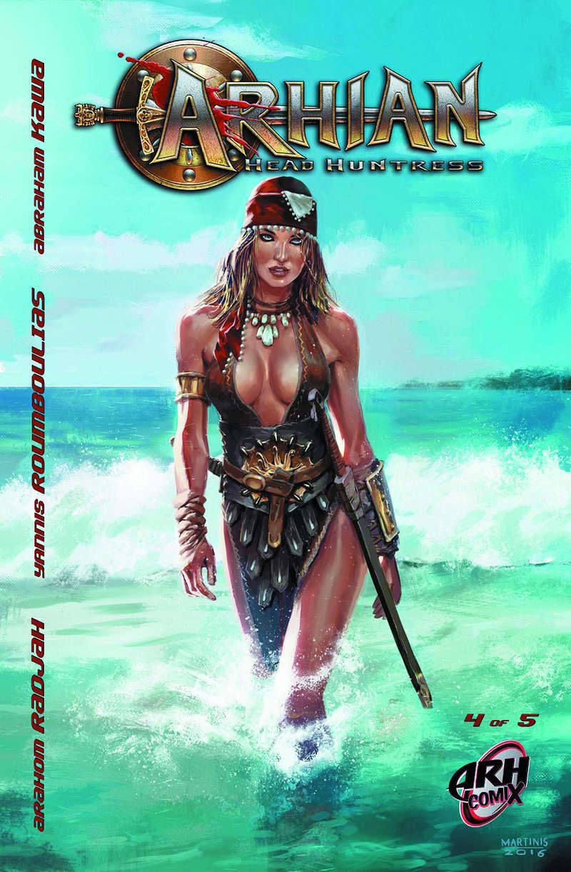 TBLEAGUE - ARHIAN Pirate Stl02210