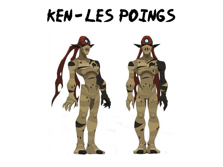 B [Kujutsu] Ken - Les Poings Marion11