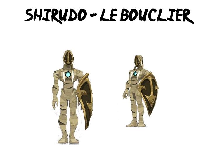 B [Kujutsu] Shirudo - Le Bouclier Marion13