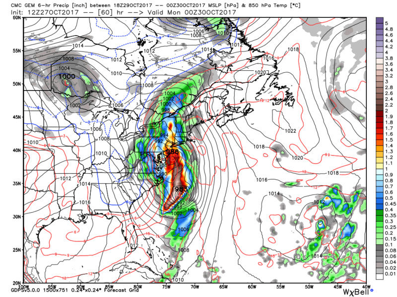 10/29 - 10/30 Nor'Easter - Page 2 Cmc_pr10