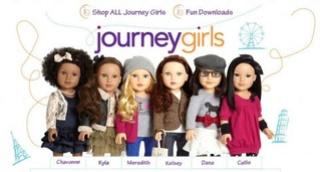 Comparatif anciens et nouveaux modèles Jouney GIrls : Meredith, Chavonne, Callie, Kyla - mise à jour 10/12 ♥ 201311