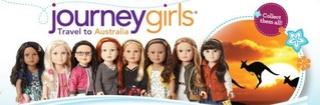 Comparatif anciens et nouveaux modèles Jouney GIrls : Meredith, Chavonne, Callie, Kyla - mise à jour 10/12 ♥ 201710