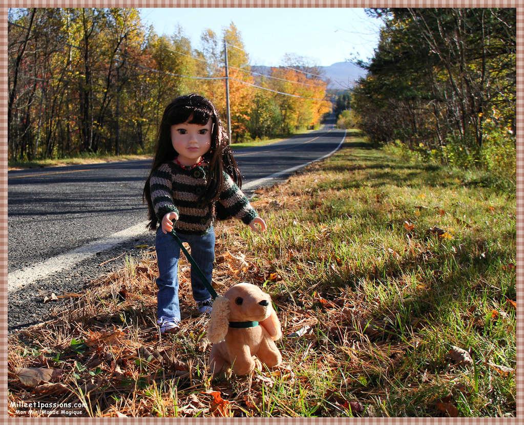 Mes poupées au Canada/USA : 25/06 - p.36   (nettoyage de voiture, balade et question, robe amérindienne, esquimau glacé) - Page 6 Img_0410