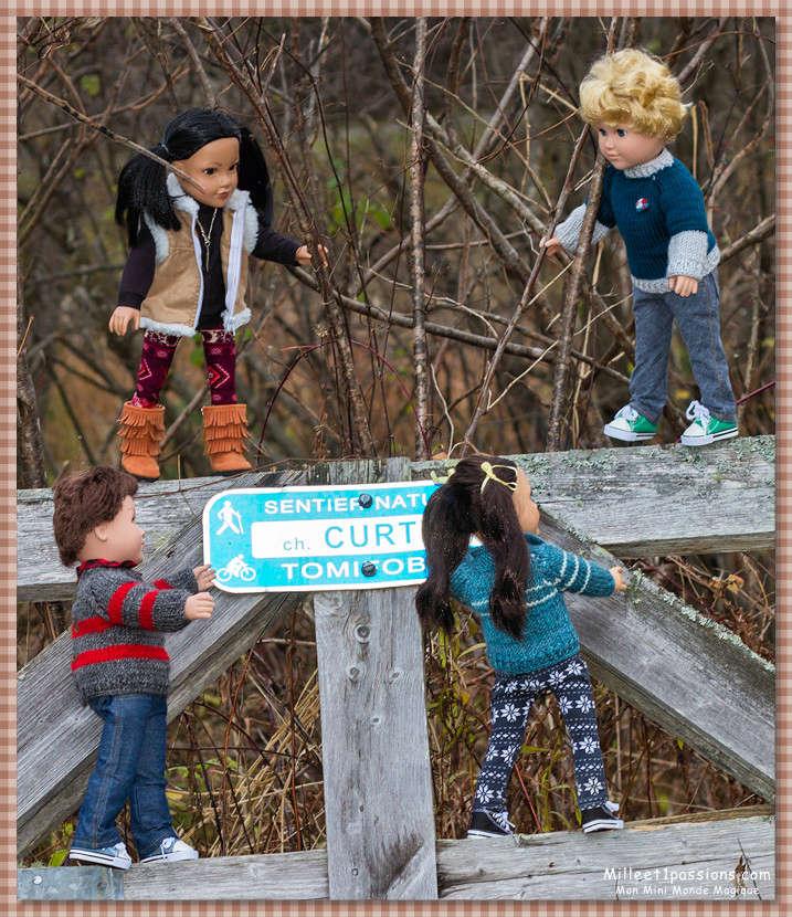 Mes poupées au Canada/USA : 25/06 - p.36   (nettoyage de voiture, balade et question, robe amérindienne, esquimau glacé) - Page 6 Img_0511
