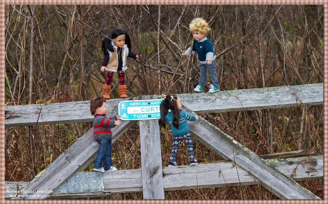 Mes poupées au Canada/USA : 25/06 - p.36   (nettoyage de voiture, balade et question, robe amérindienne, esquimau glacé) - Page 6 Img_0512