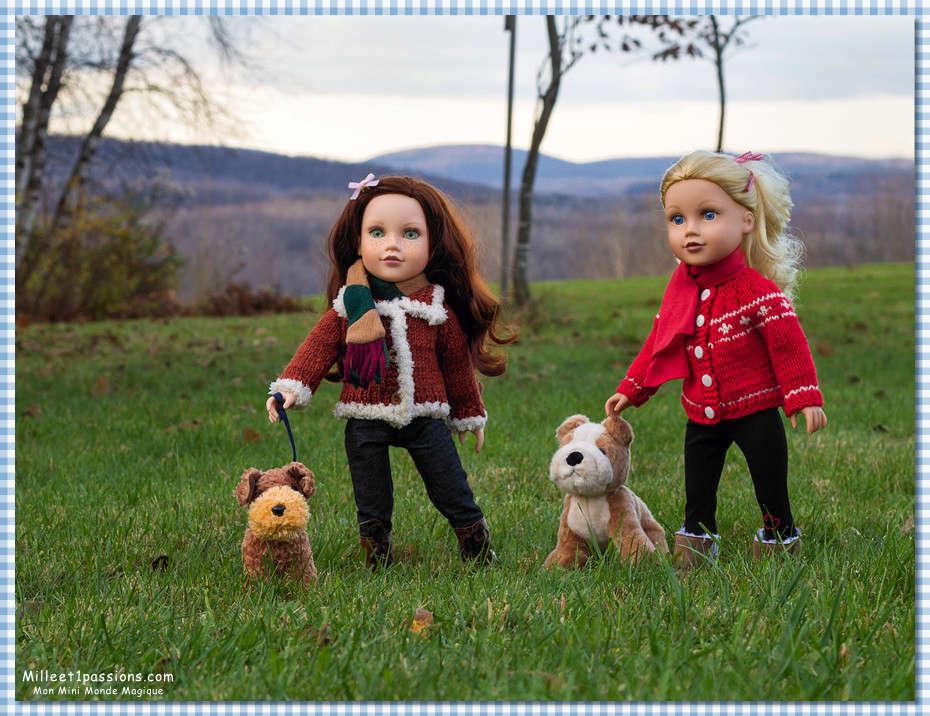 Mes poupées au Canada/USA : 25/06 - p.36   (nettoyage de voiture, balade et question, robe amérindienne, esquimau glacé) - Page 6 Img_0614