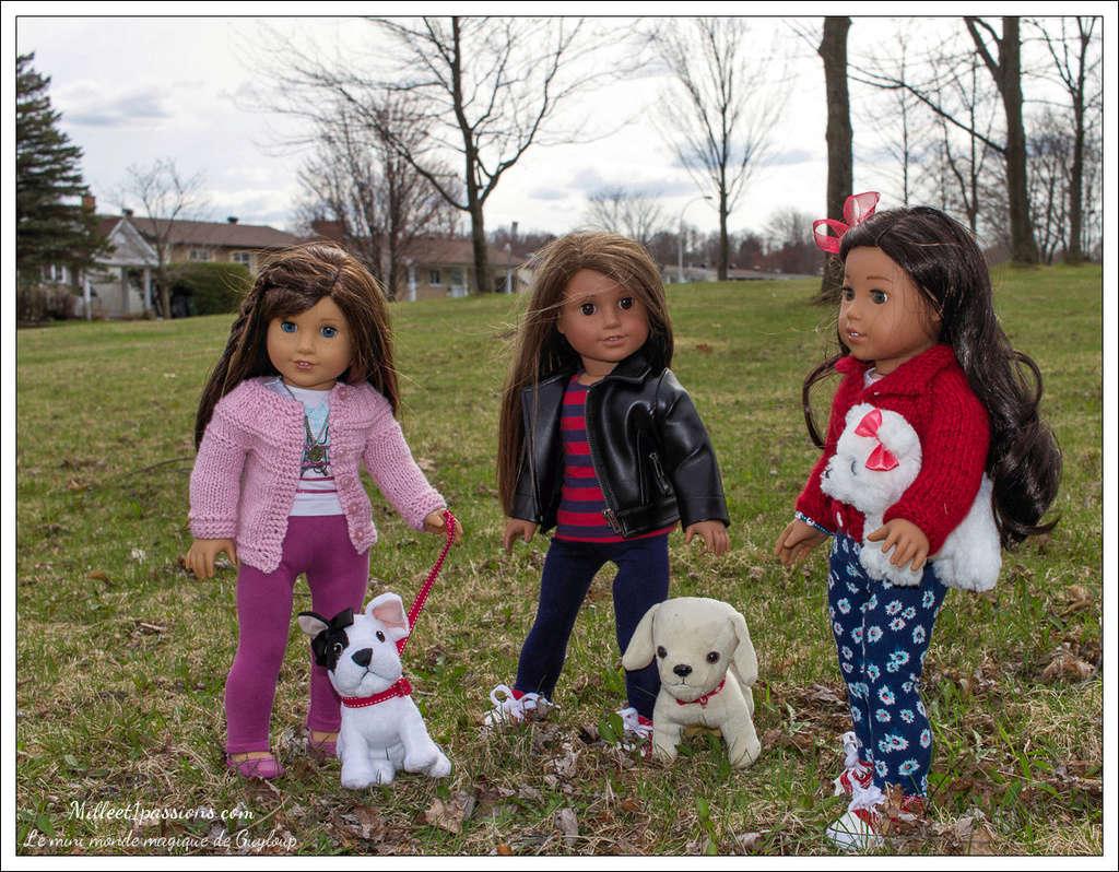 Mes poupées au Canada/USA : 25/06 - p.36   (nettoyage de voiture, balade et question, robe amérindienne, esquimau glacé) - Page 34 Img_3413