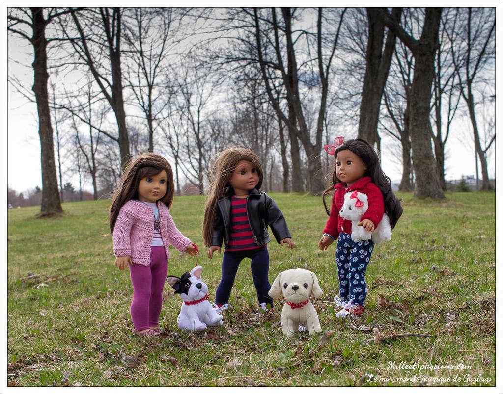 Mes poupées au Canada/USA : 25/06 - p.36   (nettoyage de voiture, balade et question, robe amérindienne, esquimau glacé) - Page 34 Img_3414