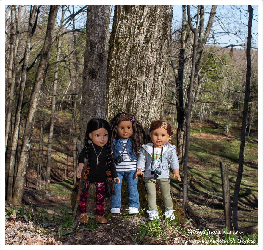 Mes poupées au Canada/USA : 25/06 - p.36   (nettoyage de voiture, balade et question, robe amérindienne, esquimau glacé) - Page 34 Img_3516