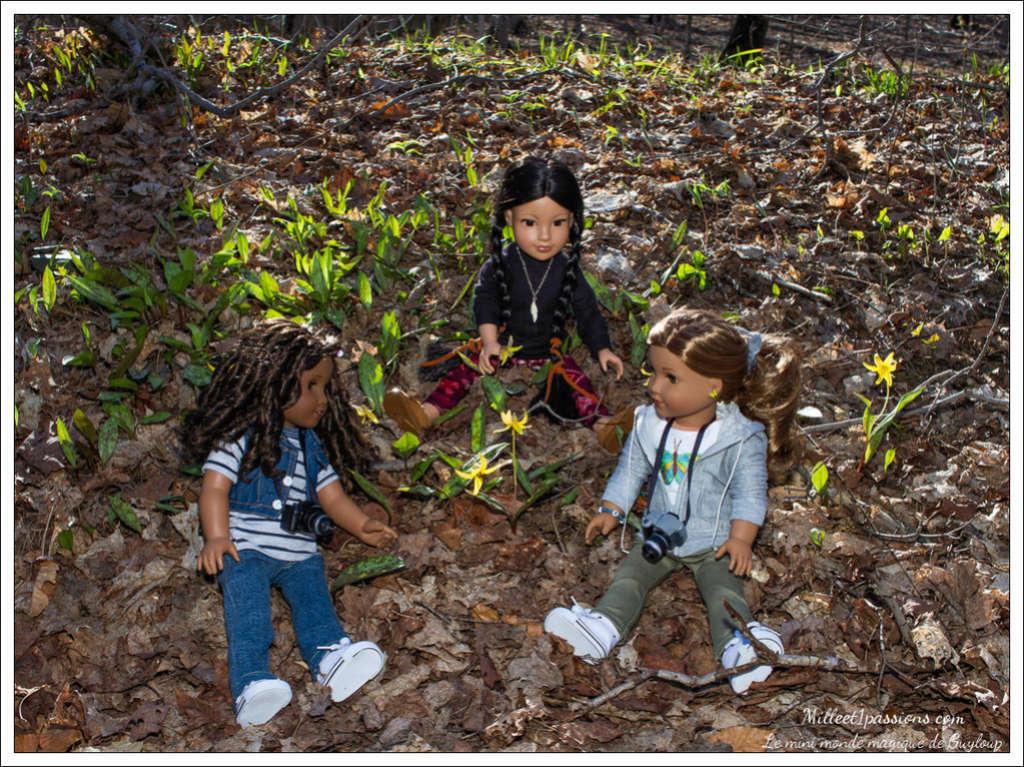 Mes poupées au Canada/USA : 25/06 - p.36   (nettoyage de voiture, balade et question, robe amérindienne, esquimau glacé) - Page 34 Img_3517