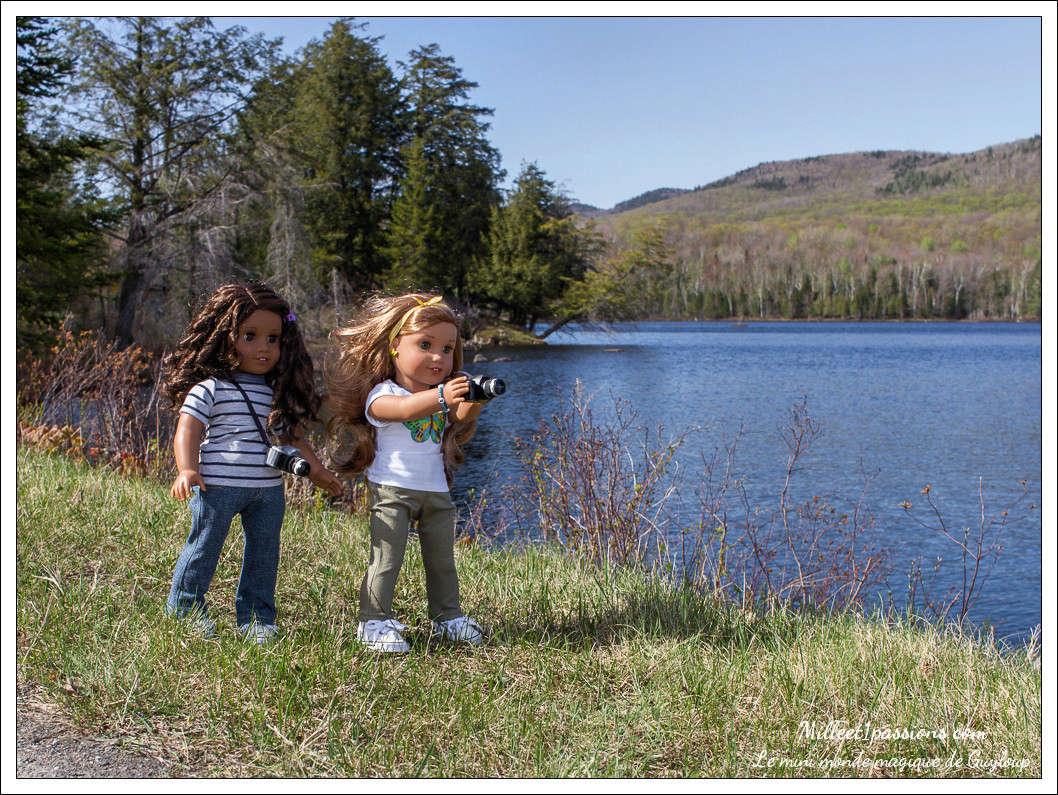 Mes poupées au Canada/USA : 25/06 - p.36   (nettoyage de voiture, balade et question, robe amérindienne, esquimau glacé) - Page 34 Img_4011