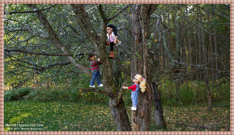 Mes poupées au Canada/USA : 25/06 - p.36   (nettoyage de voiture, balade et question, robe amérindienne, esquimau glacé) - Page 5 Img_7311