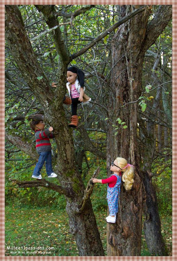 Mes poupées au Canada/USA : 25/06 - p.36   (nettoyage de voiture, balade et question, robe amérindienne, esquimau glacé) - Page 5 Img_7312