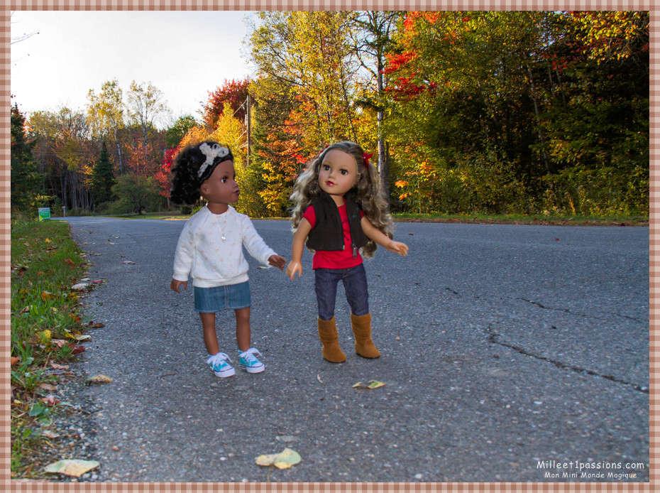 Mes poupées au Canada/USA : 25/06 - p.36   (nettoyage de voiture, balade et question, robe amérindienne, esquimau glacé) - Page 5 Img_7314