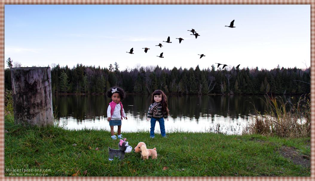 Mes poupées au Canada/USA : 25/06 - p.36   (nettoyage de voiture, balade et question, robe amérindienne, esquimau glacé) - Page 6 Img_7610
