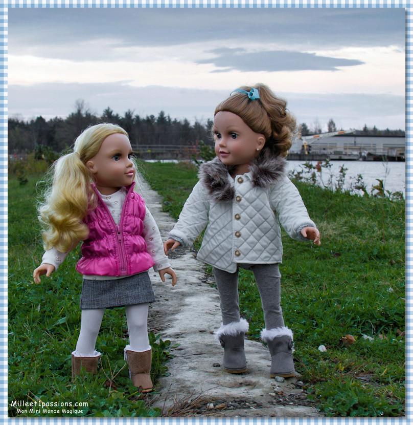 Mes poupées au Canada/USA : 25/06 - p.36   (nettoyage de voiture, balade et question, robe amérindienne, esquimau glacé) - Page 6 Img_7710