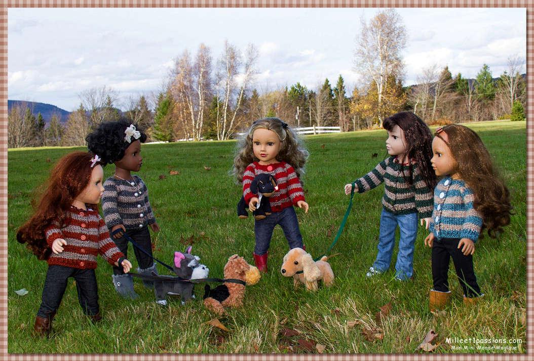 Mes poupées au Canada/USA : 25/06 - p.36   (nettoyage de voiture, balade et question, robe amérindienne, esquimau glacé) - Page 6 Img_7711