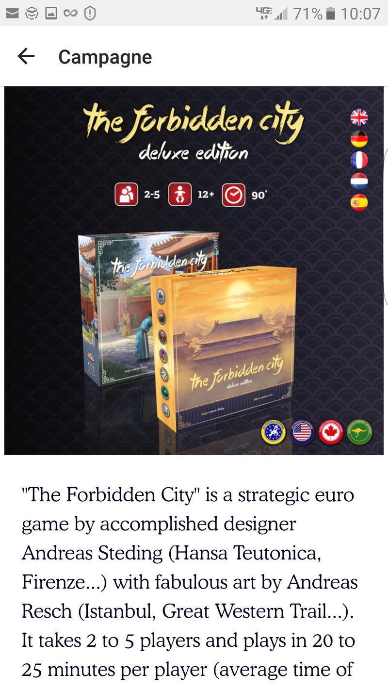The forbidden city ( hauteur de Hansa teutonica ) Screen16