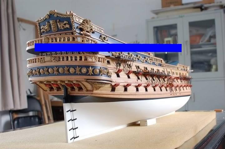 Sovereign Of The Seas XVII ème siècle de Sergal Mantua.  - Page 37 Htb1wd13
