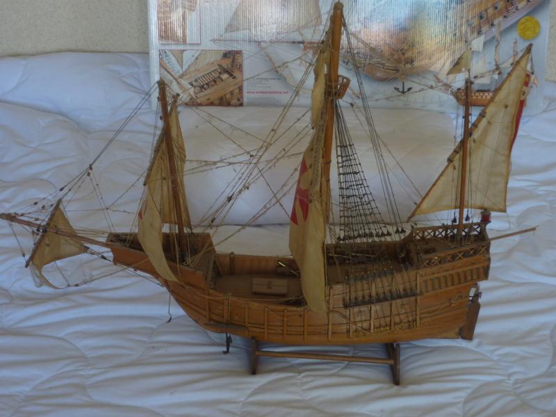 LA SANTA MARIA 1492. rénovation totale. P1020814