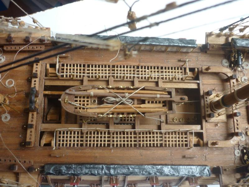 Construction du Santa Maria au 1/65 d'AMATI - Page 6 P1050813