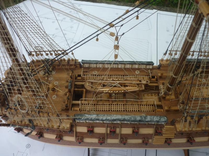 L'Astrolabe coque cuivrée au 1/50 Mantua avec modification plans AAMM - Page 2 P1060312