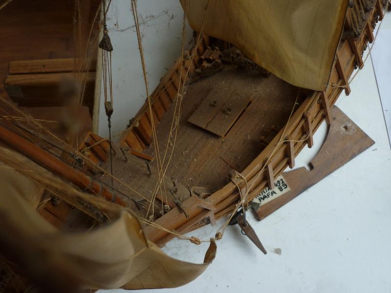 LA SANTA MARIA 1492. rénovation totale. P1130324