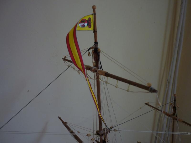 Sovereign Of The Seas XVII ème siècle de Sergal Mantua.  - Page 37 P1140419