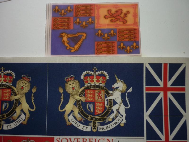 Sovereign Of The Seas XVII ème siècle de Sergal Mantua.  - Page 37 P1140425
