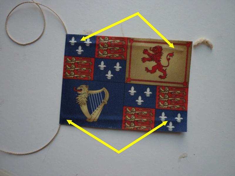 Sovereign Of The Seas XVII ème siècle de Sergal Mantua.  - Page 37 P1140522