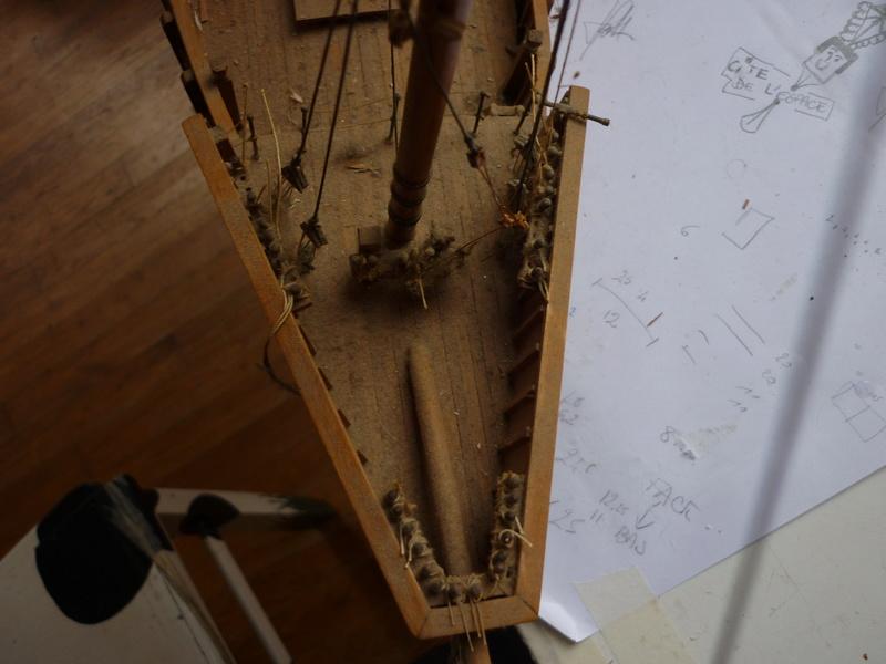 LA SANTA MARIA 1492. rénovation totale. P1140651