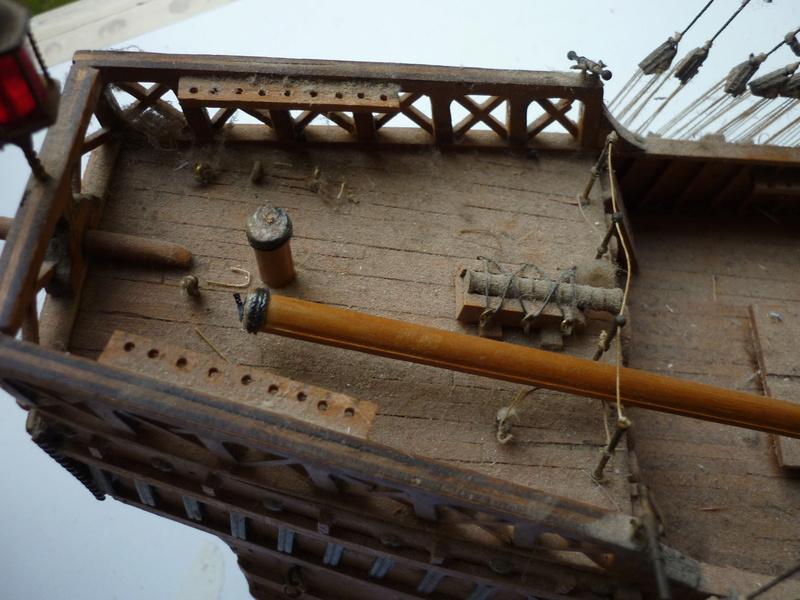 LA SANTA MARIA 1492. rénovation totale. P1140672