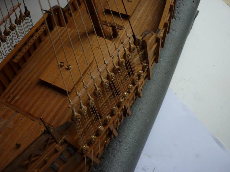 LA SANTA MARIA 1492. rénovation totale. - Page 2 P1140826