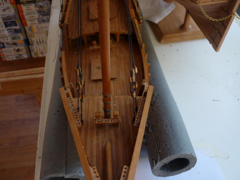 LA SANTA MARIA 1492. rénovation totale. - Page 3 P1140872