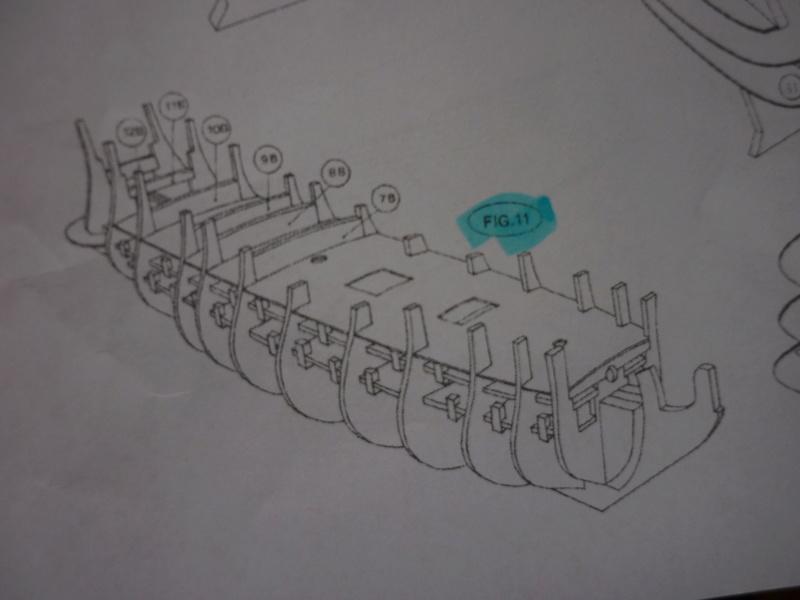 LE SAN FELIPE vaisseau du XVIIe siècle ( made in china) - Page 4 P1150261
