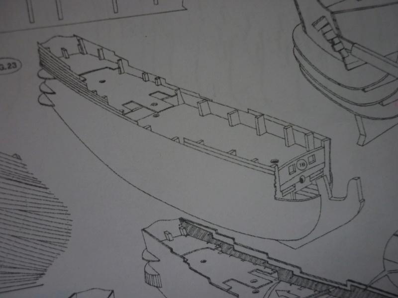 LE SAN FELIPE vaisseau du XVIIe siècle ( made in china) - Page 4 P1150269