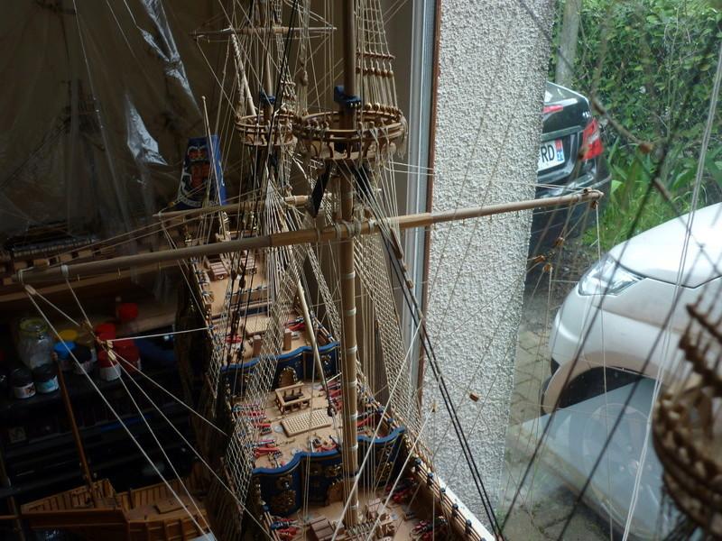 Sovereign Of The Seas XVII ème siècle de Sergal Mantua.  - Page 39 P1150913