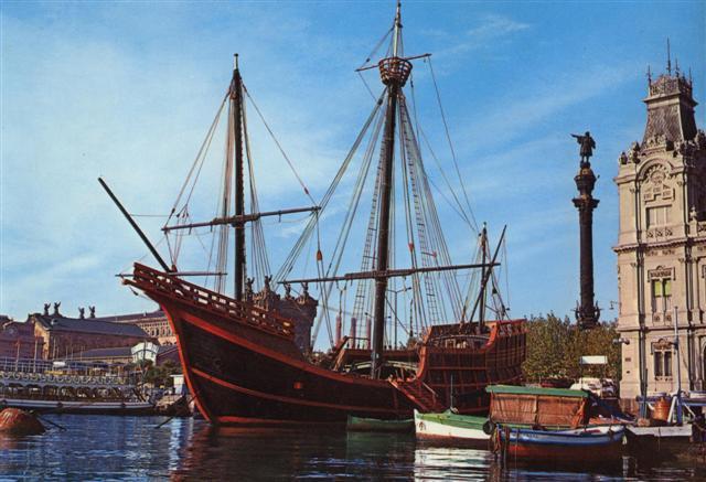 LA SANTA MARIA 1492. rénovation totale. Santa-11