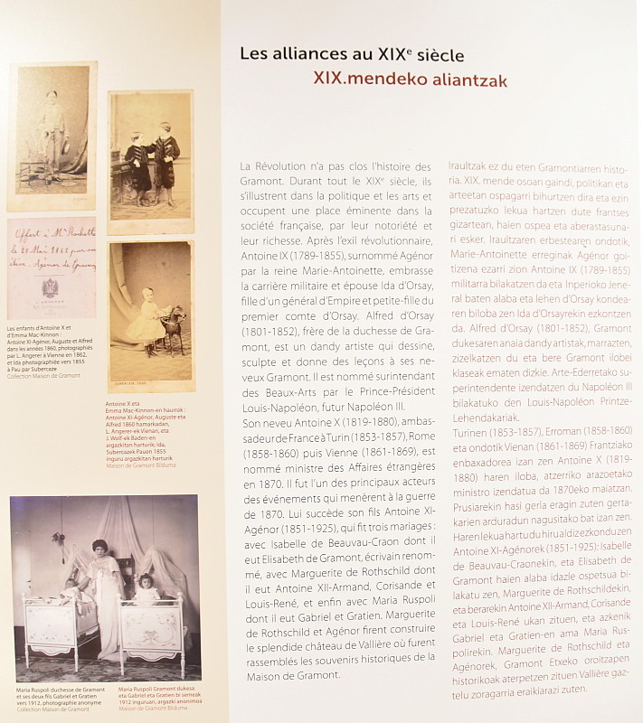 Aglaé de Polignac duchesse de Guiche - Page 2 Oig_8711