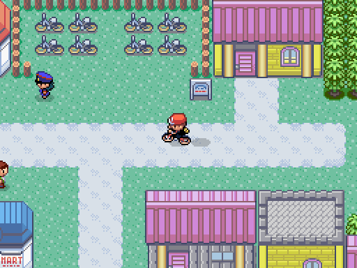 Pokémon Chronicles Demo - Version 17.5 Pokemo11