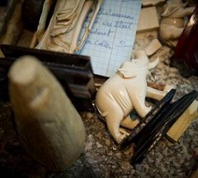 Atelier de Sculpteur de la dynastie gonzolienne