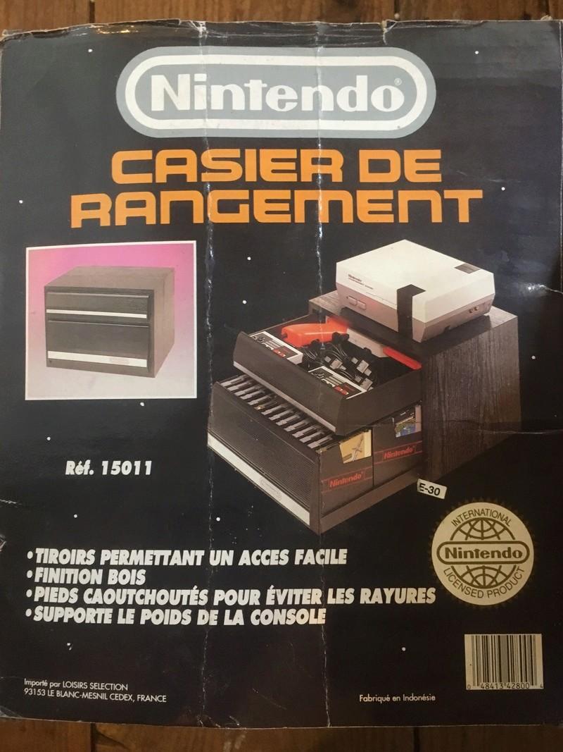 Nintendo ES-2800 CASIER DE RANGEMENT by A.L.S. Industries / Réf.15011  Img_0610