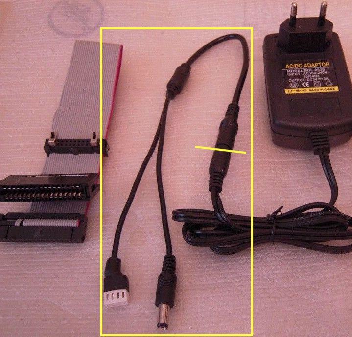 [AMSTRAD CPC 6128] - Transférer un .DSK sur une disquette 3' S-l16010