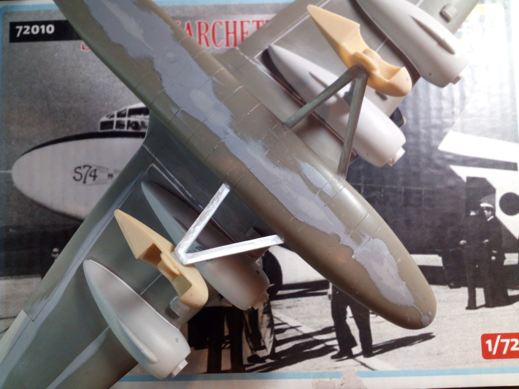 "Savoia Marchetti S.74  ""Millepiedi"", kit résine Sem model au 1/72 - Page 5 Img_2176"