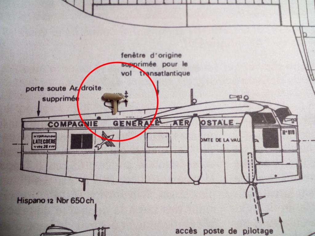 """Latécoère 28-3  """"Comte de la Vaulx"""" , kit résine SBS/Renaissance au 1/72 - Page 3 Img_2208"""
