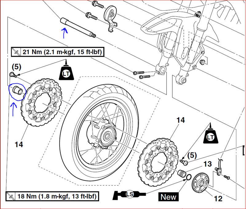 Axe de roue  Captur12