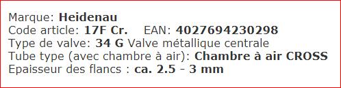 Tolerance chambre air sur pneu 120/90/17 Captur18
